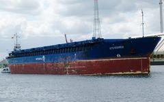 VT Stockholm - Kohletransportschiff