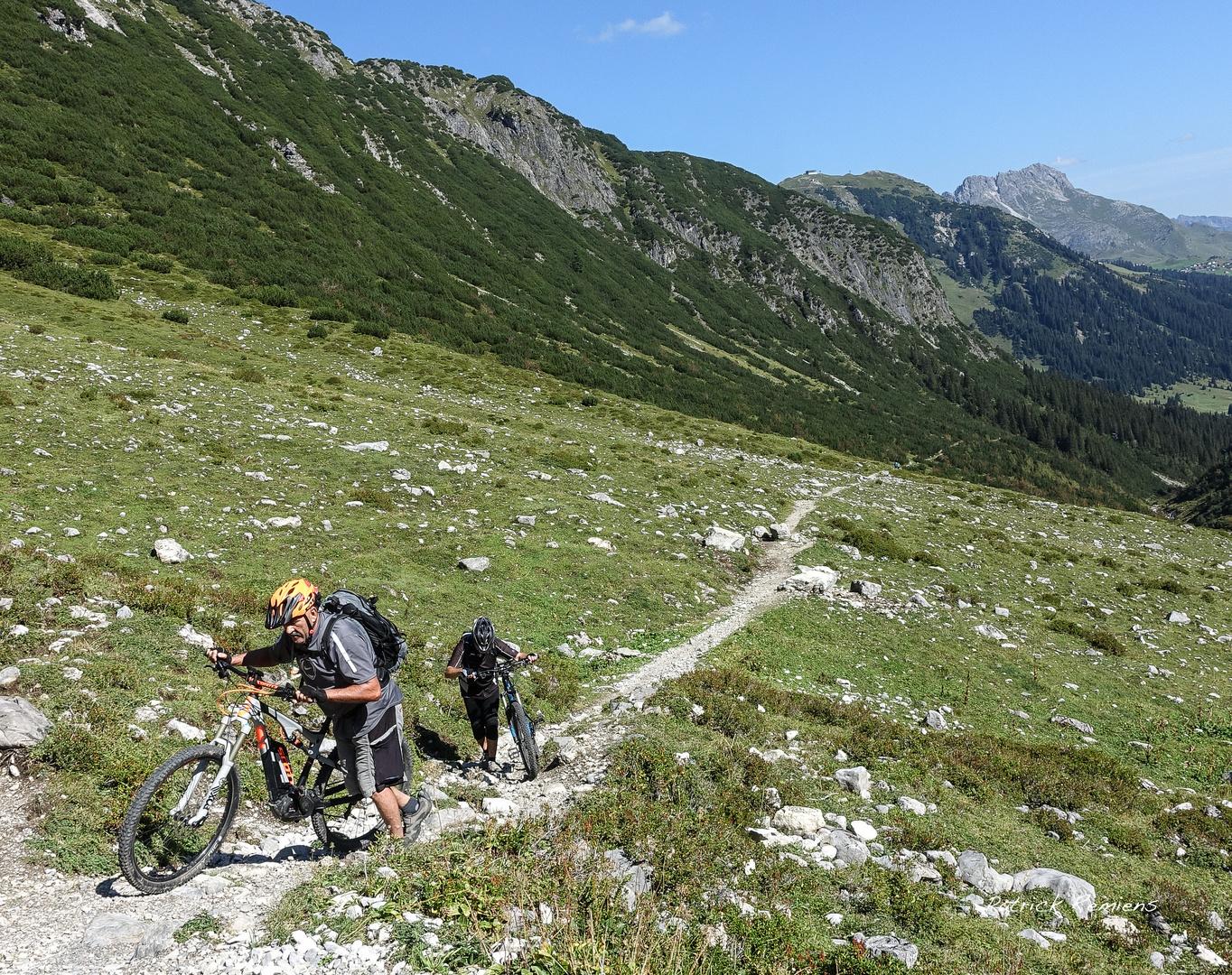 VTT 3 Tyrol Autriche