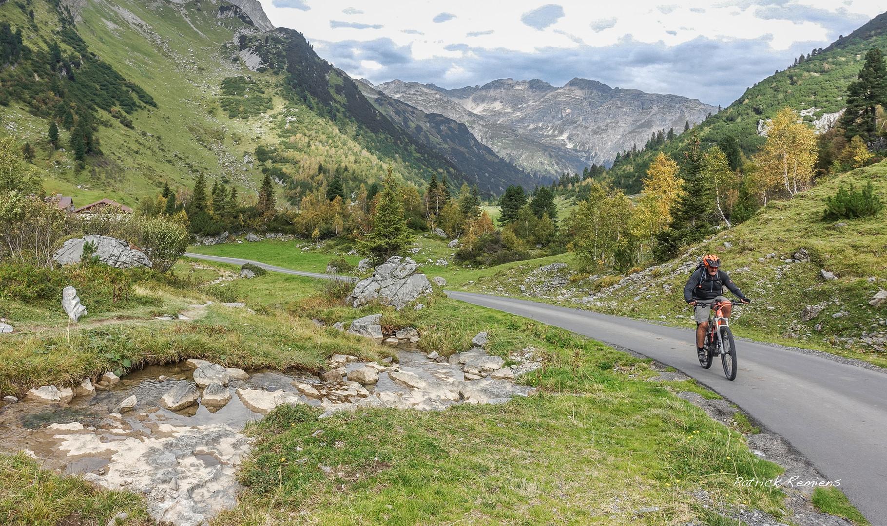 VTT Zug Tyrol Autriche