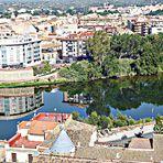Vue depuis le château de Tortosa