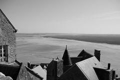 Vue du Mont-Saint-Michel