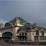 Vue générale de la gare de Limoges-Bénédictins