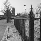 Vue sur la Cathédrale Saint-Gervais-Saint-Protais