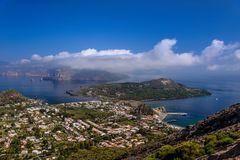 Vulcano Porto, Liparische Inseln, Sizilien