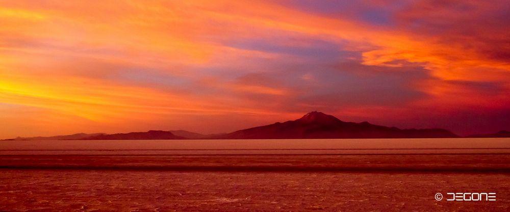 Vulcano Sunset