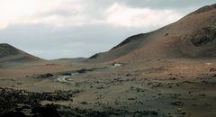 Vulkan - Aschefelder