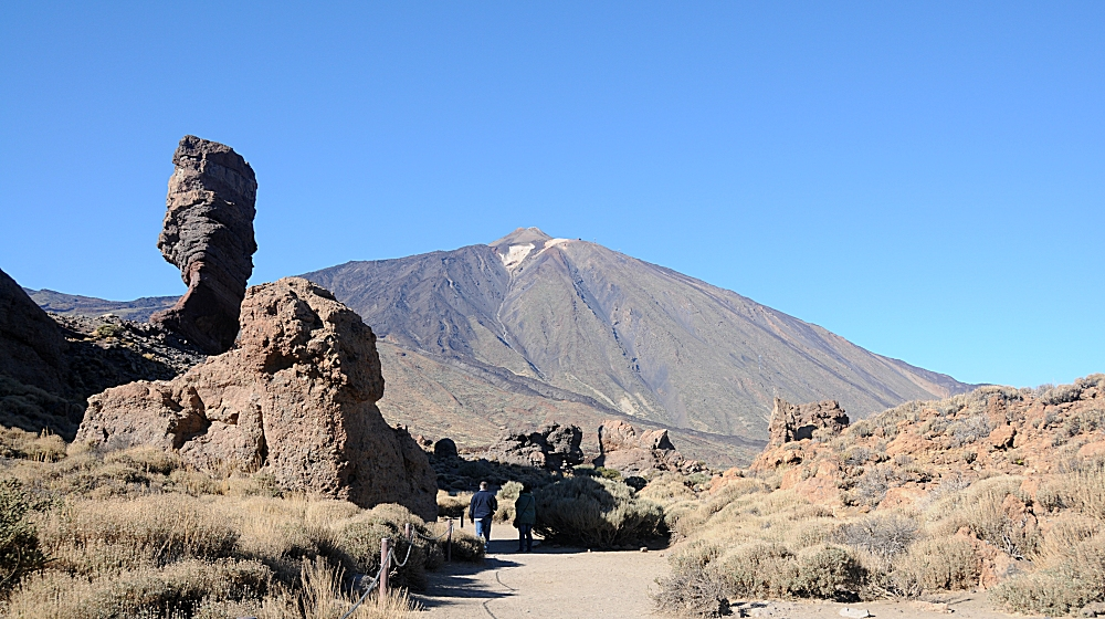 Kanaren Vulkan