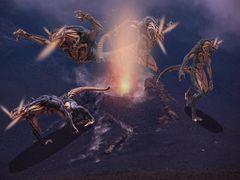 Vulkan Geister