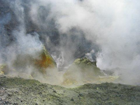 Vulkan in Volcano It.
