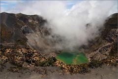 vulkan irazu (3432 m)