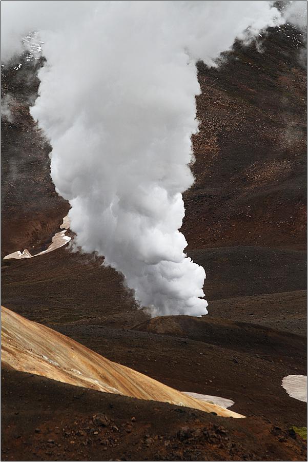 vulkan krafla
