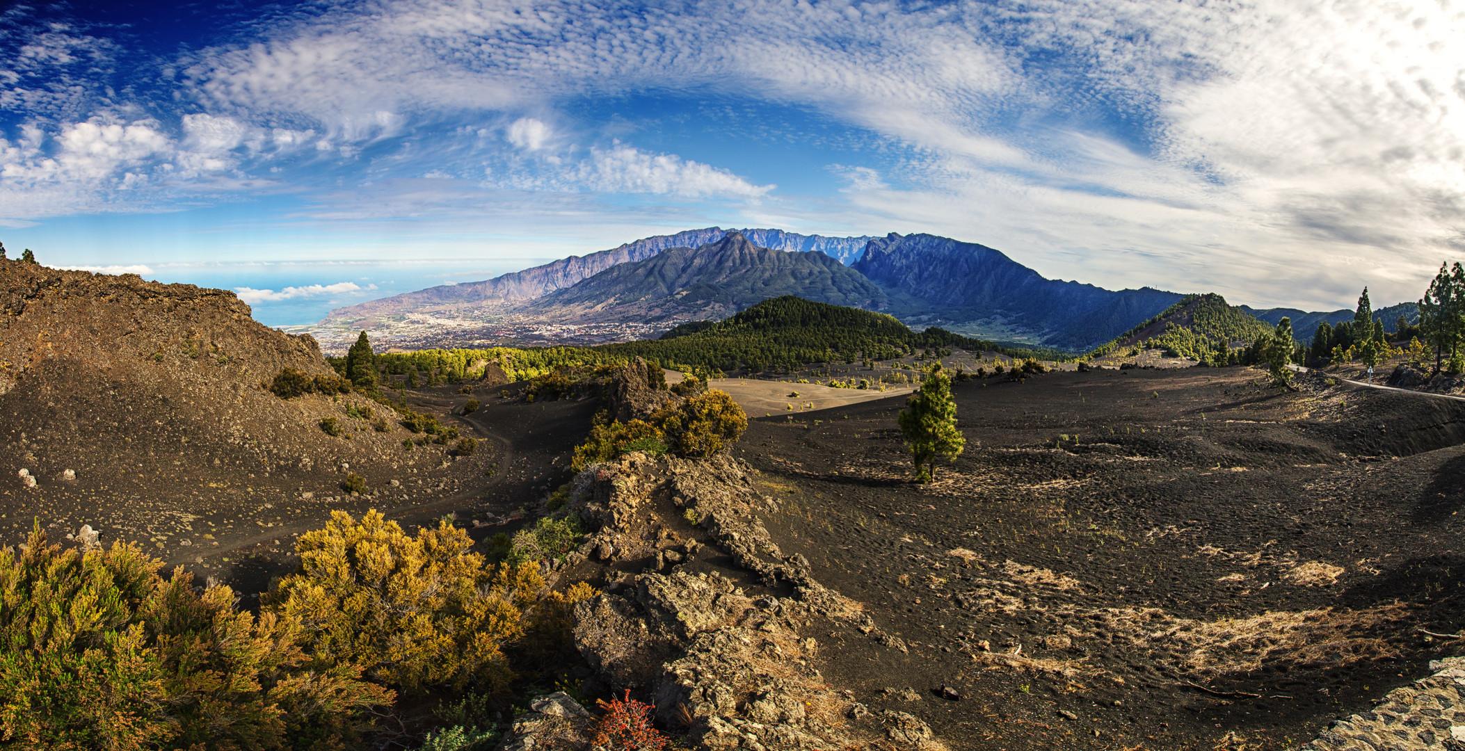 Vulkan San Juan