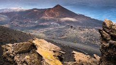 Vulkan Teneguia - La Palma