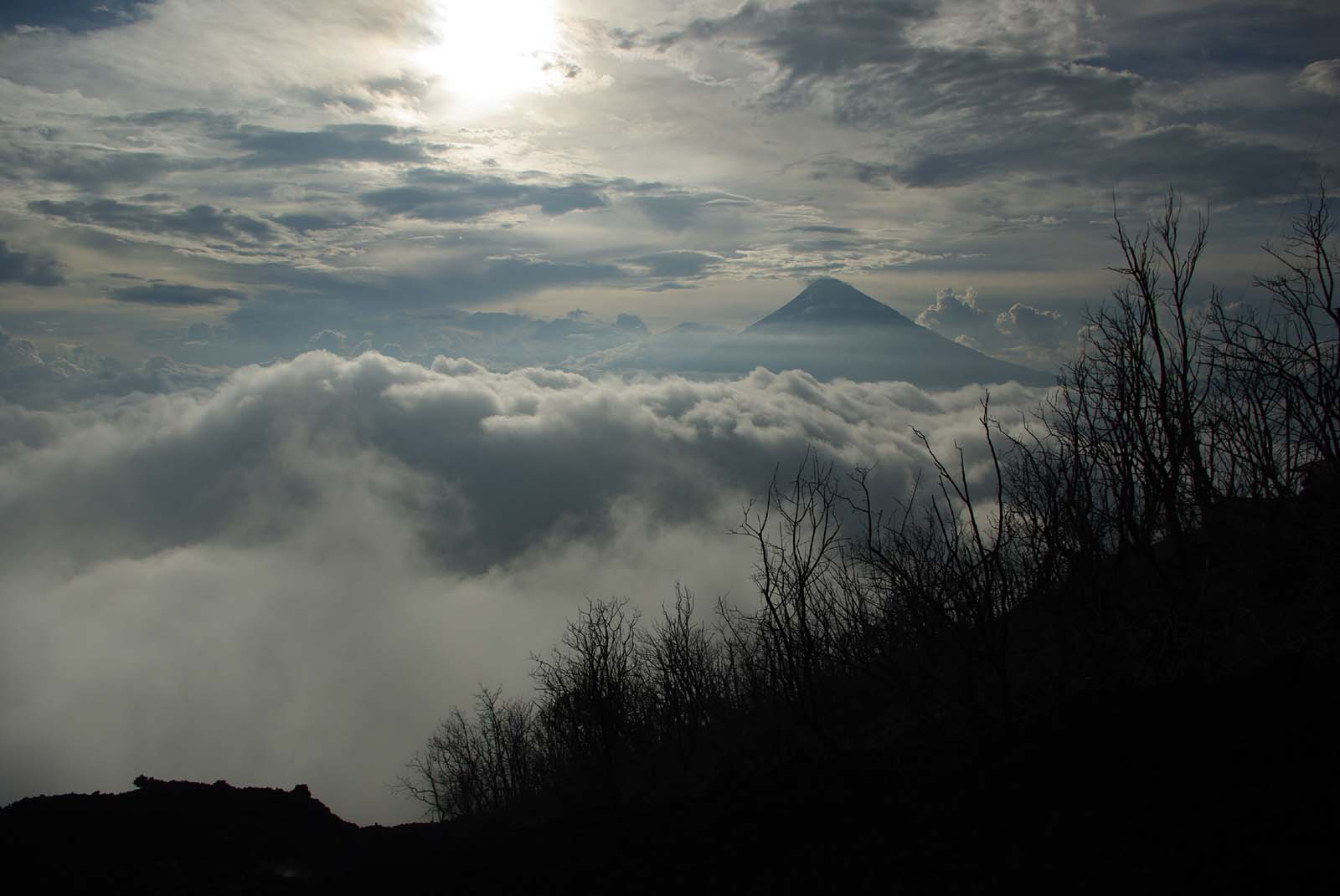 Vulkane in Guatemala