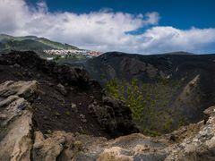 Vulkankrater des San Antonio - La Palma