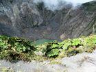 """Vulkankrater """"Irazu"""" in Costa Rica"""