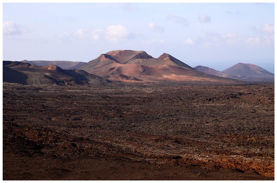 Vulkanlandschaft (2)