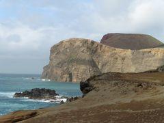 Vulkanlandschaft Azoren