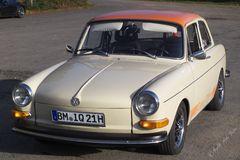 VW 1600 Typ 3 Stufenheck