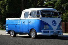 VW Bulli in Neuseeland