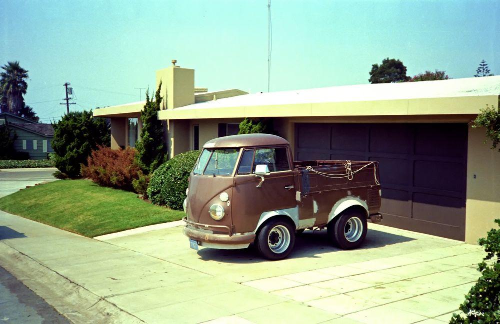 VW Bulli - short version 1979