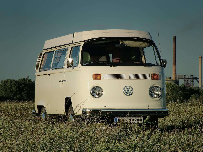 VW Bulli T2 Westfalia Helsinki