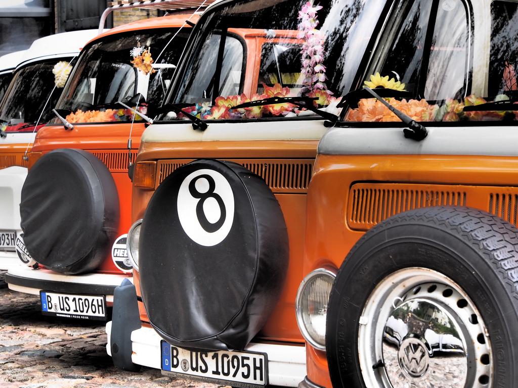 "VW-Bus T2 ""Bulli"""