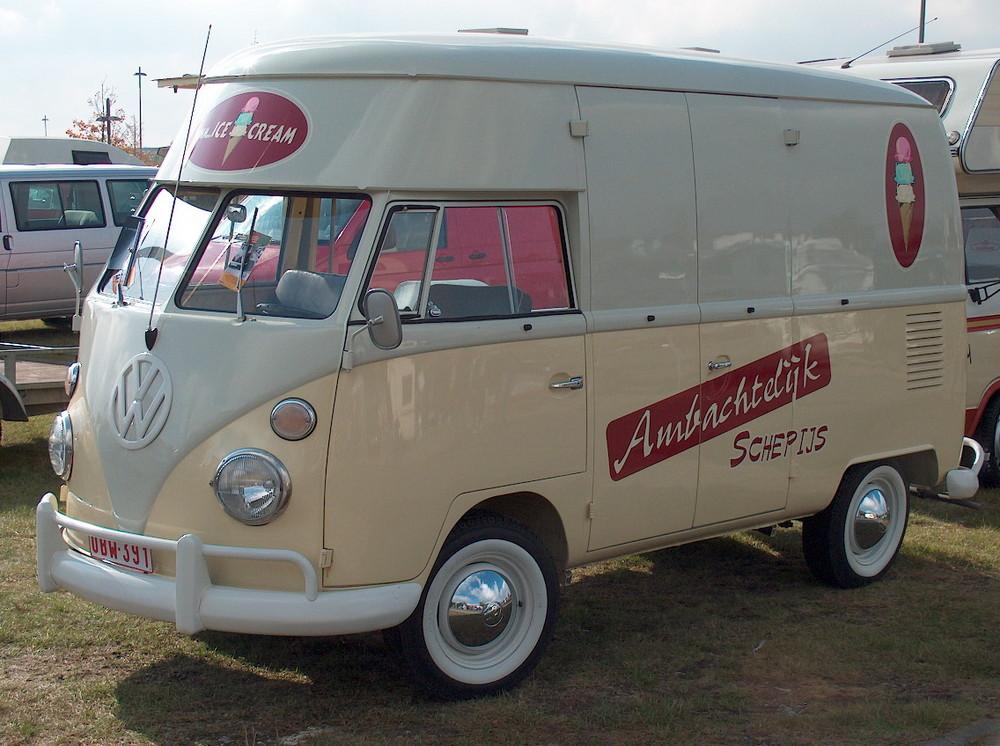 VW Bus Treffen 2007