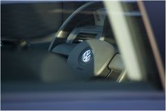 VW Golf Airbag