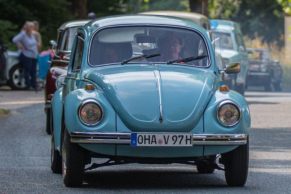 vw käfer foto  bild  reportage dokumentation autos