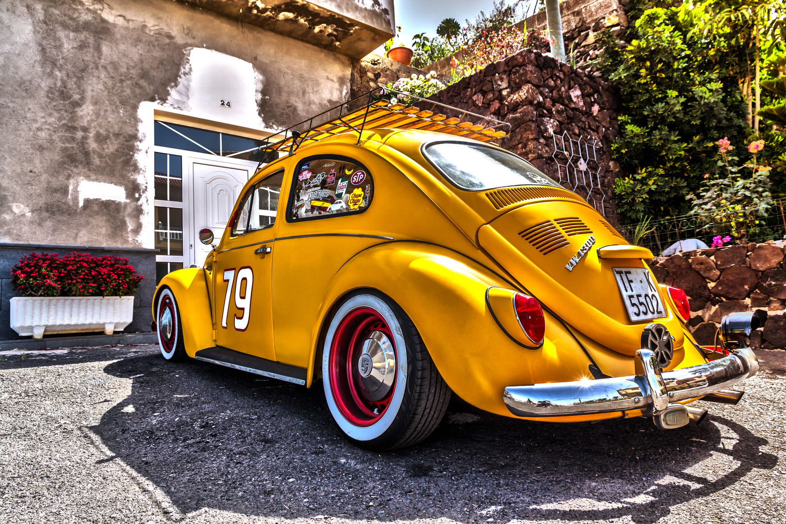 VW Käfer @ Teneriffa #1