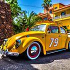 VW Käfer @ Teneriffa #2