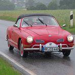 VW Karman-Ghia.....vor Oberrosphe