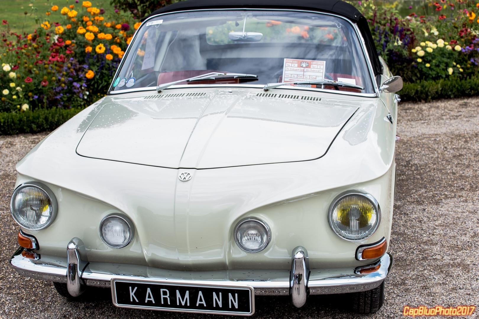 vw karmann ghia typ 341 cabriolet d 1963 bei classic cars. Black Bedroom Furniture Sets. Home Design Ideas