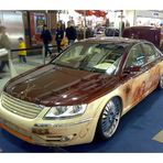 VW Phaeton der anderen Art (Airbrush)