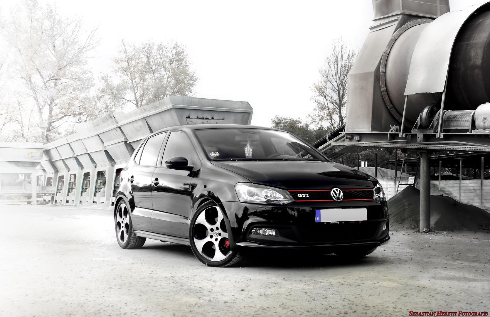 VW POLO GTI 2