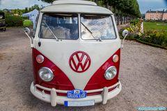 VW T1 Bus (Buli) bei Classic Cars Schwetzingen 2017