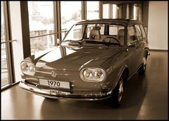 VW Variant 1970