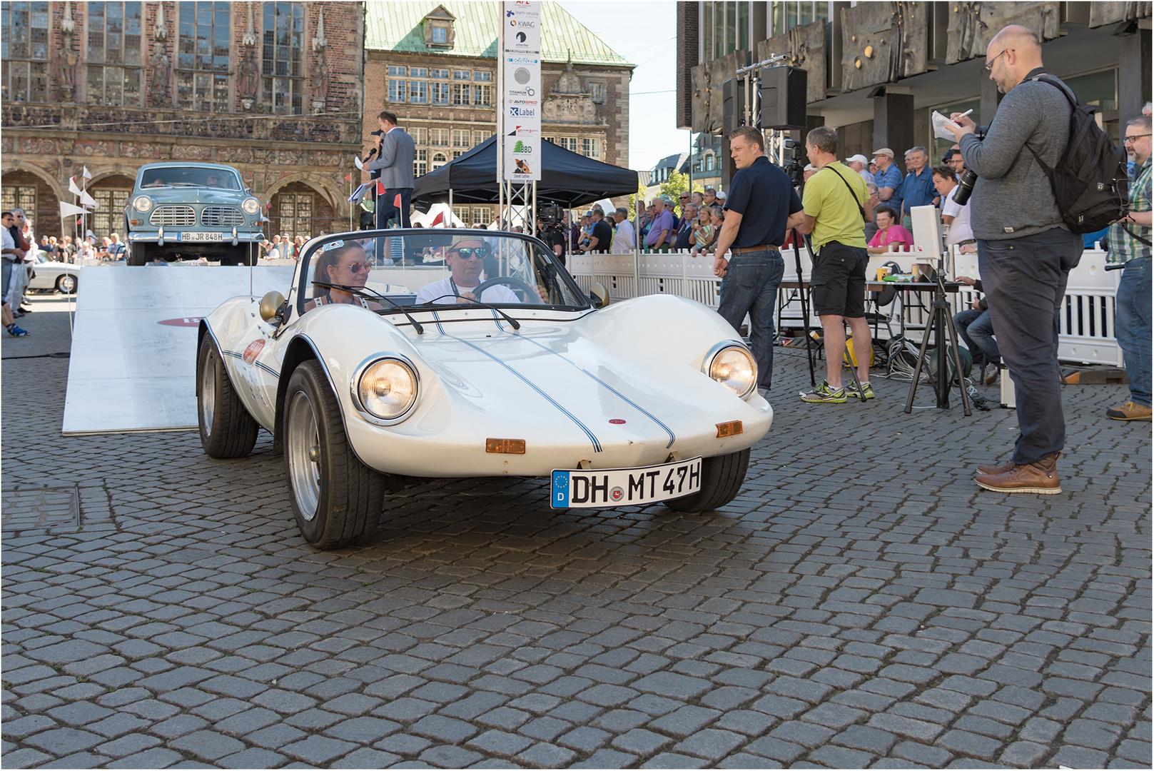 VW Vokaro, Baujahr 1965
