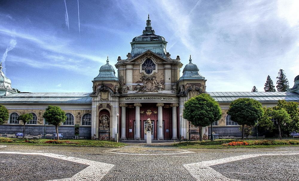 Vystaviste Holesovice - Lapidarium