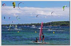 """W comme ....WINDSURF et sports""""in the Wind"""""""