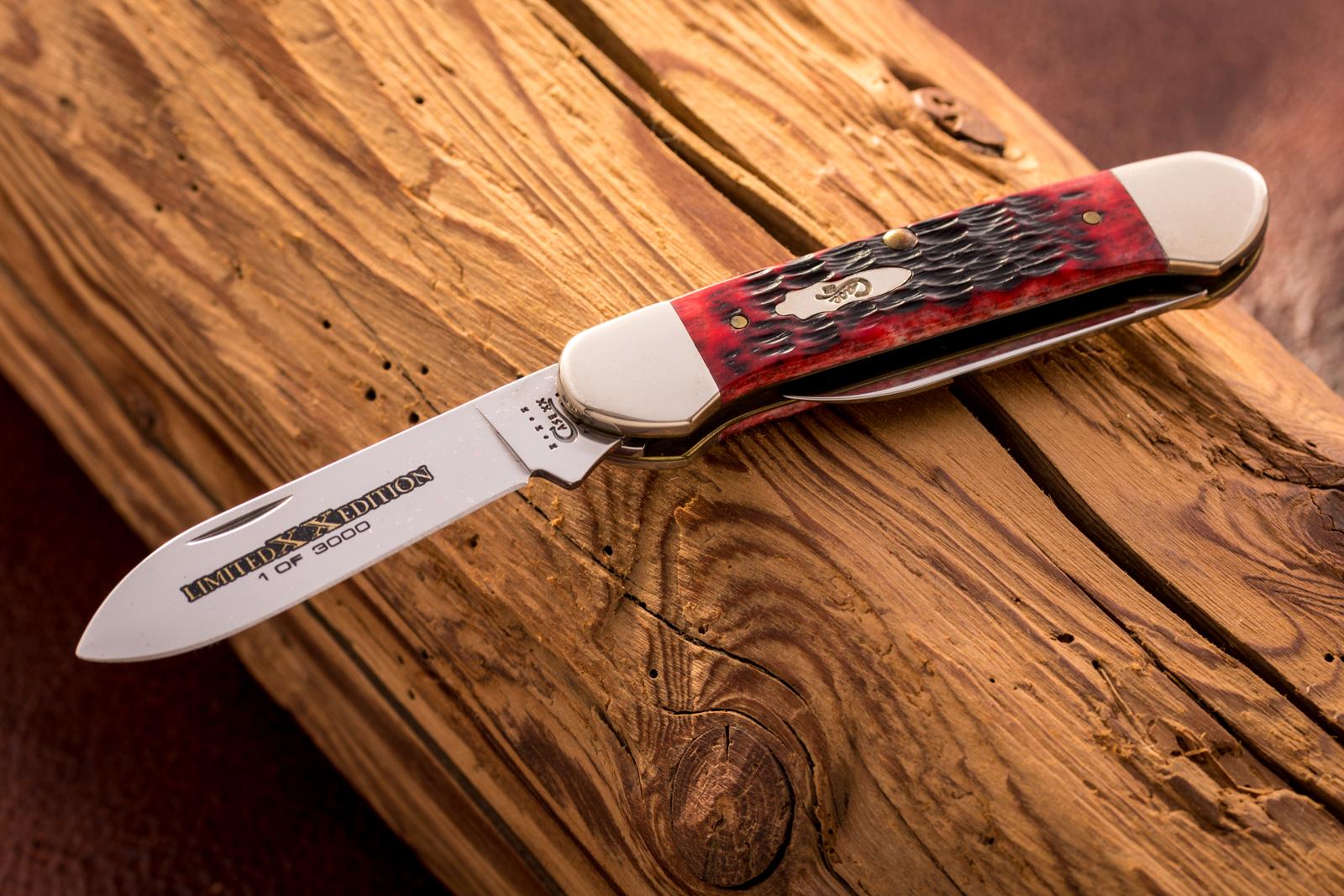 W. R. Case & Sons Cutlery, Canoe