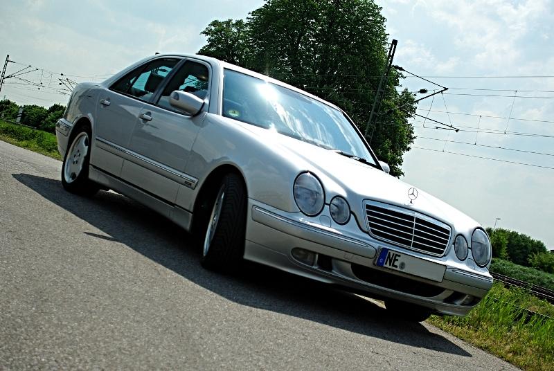 W210 E270 CDI Avantgarde