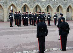 Wachablösung auf Schloss Windsor