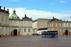Wachablösung in Kopenhagen