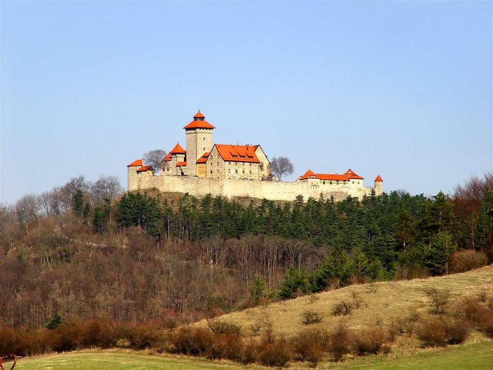 Wachsenburg (3 Gleichen)