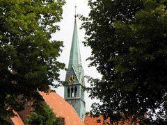 Wacken ist nicht nur Rock-Festival, es hat auch eine open-air-Kirche