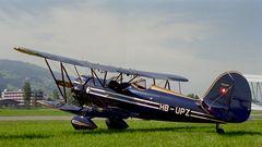Waco YMF-5 Super HB-UPZ