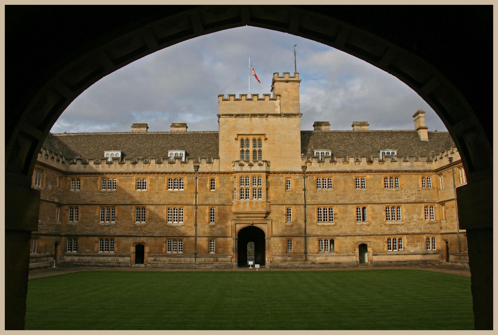 Wadham College Oxford 2