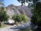 Wadi bei Nakhl / Oman